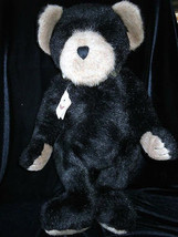 "Boyds Bears ""John Henry"" #572210-07 - 21"" Plush Bear- NWT- 2001- Retired - $69.99"