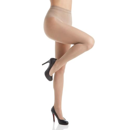Donna Karan Hosiery TONE B02 Beyond the Nudes Control Top Pantyhose, US Medium