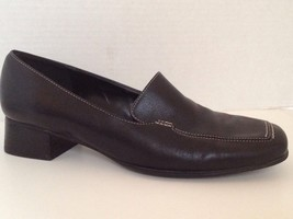 Gianni Bini Shoes Womens Size 8 M Black Loafers... - $27.08