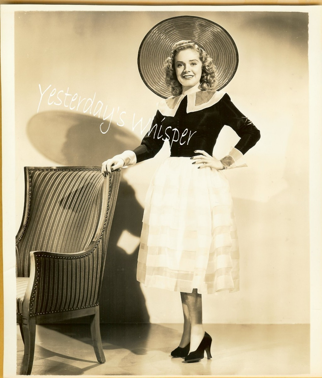 Alice FAYE Original Old HOLLYWOOD c.1930's Fashion Publicity Photos
