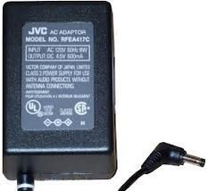 JVC AC Adapter Model RFEA417C - $4.89