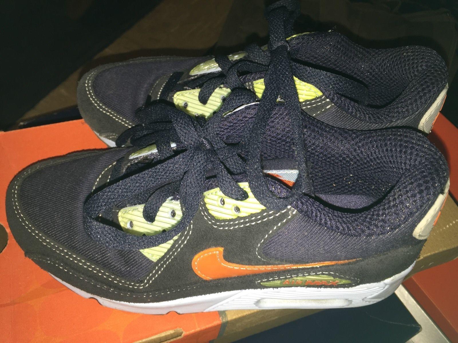 detailed look 176b0 451cf Nike Air Max 90 Classic Premium Youth Kids and 11 similar items. S l1600