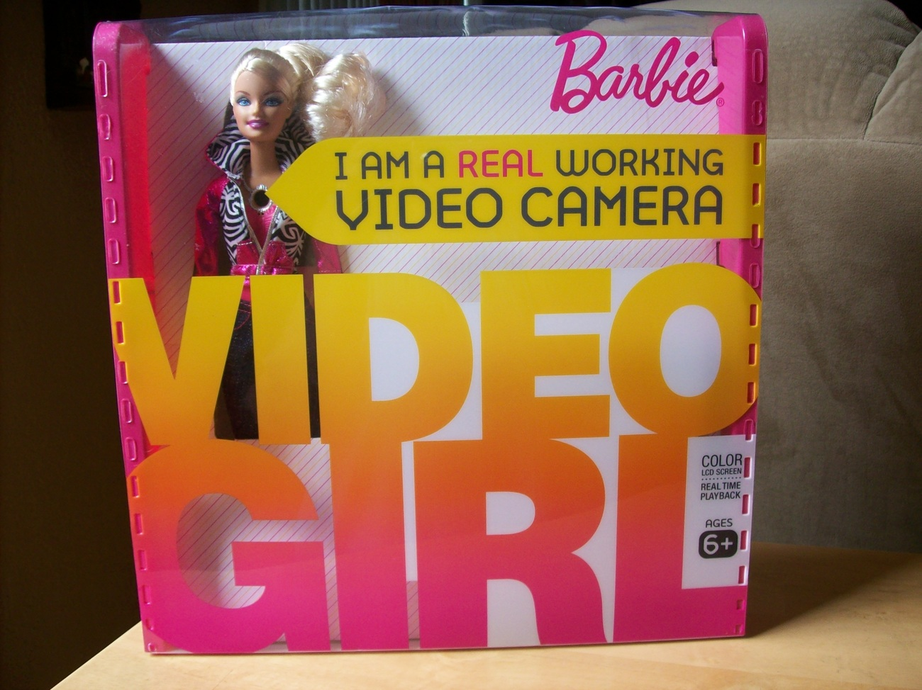 Primary image for Barbie Video Girl Camera