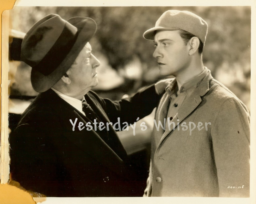 Conrad NAGEL William HOLDEN Numbered Men c.1930 Original Movie Photo