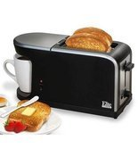 Elite Cuisine ECT-819 MaxiMatic 2-in-1 Dual Fun... - $49.99