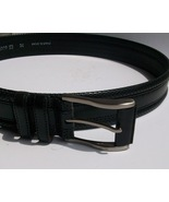 Tommy Bahama Men's Belt, San Mario, Black, Size 34, New w/tags - $66.00