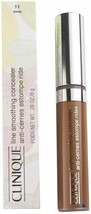 Clinique Line Smoothing Concealer Shade 11 DEEP Discount Price NEW - $16.82
