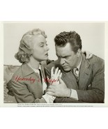 Film Noir Femm AUDREY TOTTER Edmond O'Brien MAN in the Dark 1953 Origina... - $14.99