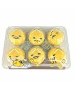 Iomic Sanrio Gudetama Lazy Egg Golf Ball 6 Balls 6 Designs 42.7mm From J... - $51.15