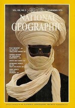 National Geographic (NGS) November 1979 vol. 156 #5 - $3.91