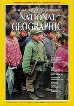 National Geographic (NGS) October 1979 vol. 156 #4 - $3.91