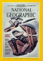 National Geographic (NGS) September 1979 vol. 156 #3 - $3.91