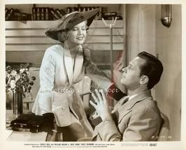 Janis CARTER William HOLDEN Miss Grant takes Richmond Original 1949 Movi... - $14.99