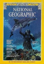 National Geographic (NGS) April 1979 vol. 155 #4 - $3.91