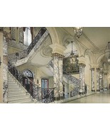 1970's Interior Staircase, The Elms on Bellevue Avenue, Newport, Rhode I... - $3.91