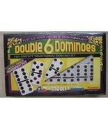 dominoes puremco double 6 New Whit Double Six Puremco Dominoes Free Ship... - $32.95