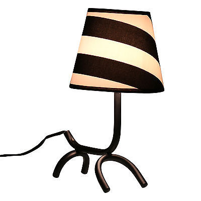 Woof Dog Table Lamp Abstract Dog layout Table/Desk