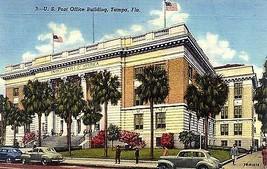 1951 U.S. Post Office Building, Tampa, Florida - $6.88