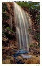 1950's Stecoa Falls, Clayton, Georgia - $5.89