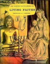 """1st Edition - 1959 """"Encyclopedia of Living Faiths"""" - $14.80"""