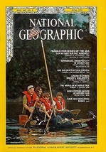 National Geographic (NGS) June 1972 vol. 141 #6 - $3.91