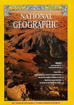National Geographic (NGS) January 1977 vol. 151 #1 - $3.91