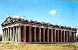 1960's The Parthenon in Centennial Park, Nashville, TN. - $5.89