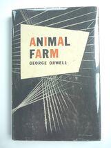 ANIMAL FARM by GEORGE ORWELL 1946 HC EDITION w/ JACKET - $16.95