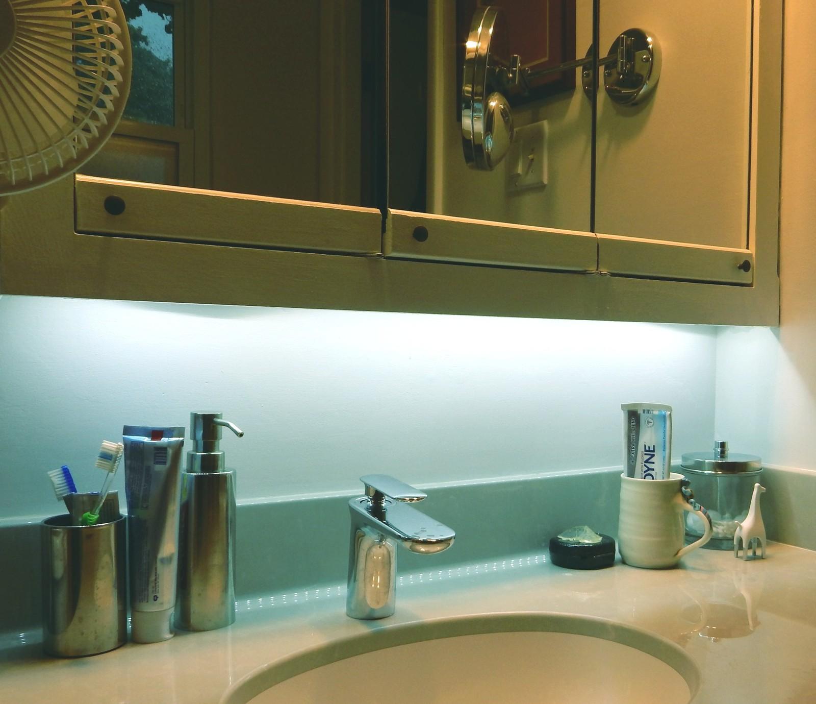 8', Bright White, 5630 SMD chips, 24 VDC, LED Flexible strip