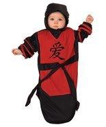 Rubie's Costume Tyke Or Treat Baby Bunting Costume Ninja Baby, Ninja, 0-... - €12,42 EUR