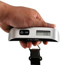 110 Pounds Luggage Scale with Temperature Sensor and Tare Function - $18.84