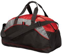 Duffel gym bag overnight travel bag,sport bag side mesh pocket adjustabl... - $18.95