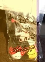 New Walt Disney Minnie Mouse Soft Toy Plush Kelloggs 2001 - $5.17