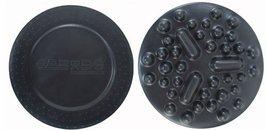 "Cando Progressive Instability Balance Pad - X-Hard, Black, Circular 20"" - 2 Each - $92.99"