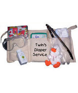 Daddy's Twins Diaper Service Aprons - $30.00