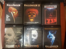 Halloween: Complete Collection Scream Factory (Limited Deluxe Edition) [Blu-ray] image 7
