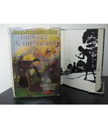 THE CLUE IN THE DIARY NANCY DREW BLUE SILHOUETT... - $16.50