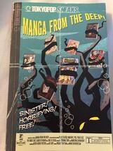 Tokyopop Sneaks  2005 Manga From The Deep  Tokyopop Sneaks - $9.16