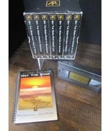 Anthony Tony Robbins Get the Edge & Personal Power set vhs cassettes jou... - $49.99