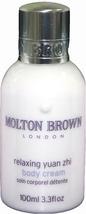 Molton Brown Relaxing Yuan Zhi Body Cream 100ml (3.3 fl.oz) Set of 6 - $49.99