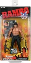 NECA Force of Freedom 2015 John J. Rambo 7Inch Figure Comic-Con Limited F/S NEW - $423.22
