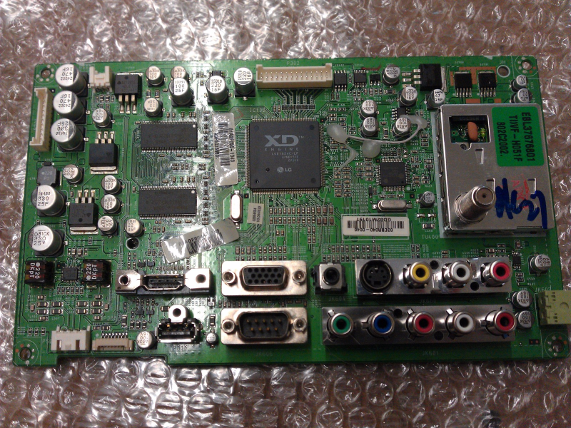 AGF50268801 Main Board From LG 19LG30-UA.SUSGLBK LCD TV