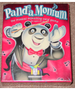 PANDA MONIUM MUSICAL MIMICKING CARD GAME 2002 GAMEWRIGHT NEW FACTORY SEA... - $20.00