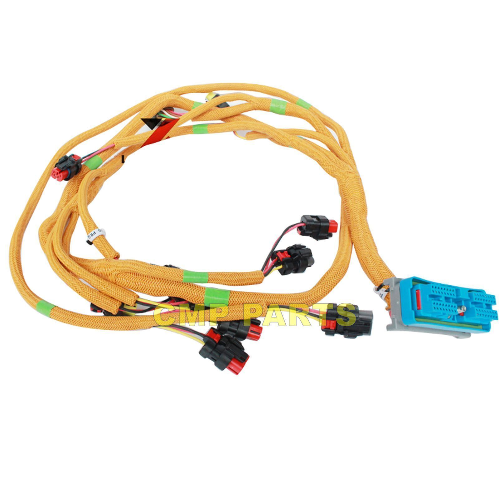296 4617 Engine Wiring Harness Fits And Similar Items S Caterpillar Excavator 320d E320d C64