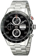 Tag Heuer Men's CV2A10.BA0796 Carrera Automatic Chronograph Steel Watch - $4,359.35