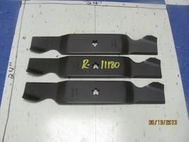 Rotary 11180-lot of 3-usa Blades, Ayp/sears/roper 187254,husqvarna 5321872-54 - $36.47