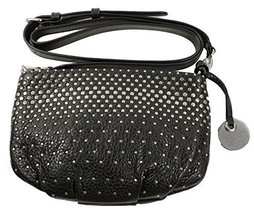 Marc Jacobs New Q Degrade Studs Percy Crossbody in Black - $251.46