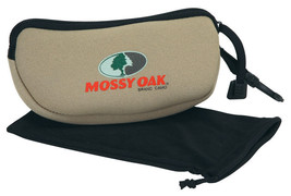 MOSSY OAK SATIN BAG AND CLIP ON CARRYING CASE - $7.87