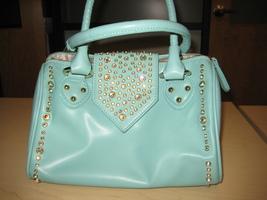 Imoshion Faux Leather Handbag - $15.00