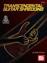 Transendental Guitar Shredding Book - $21.99
